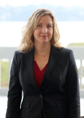 Marin County Attorney Christina Hart